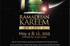 RAMADHAN KAREEM EDITION
